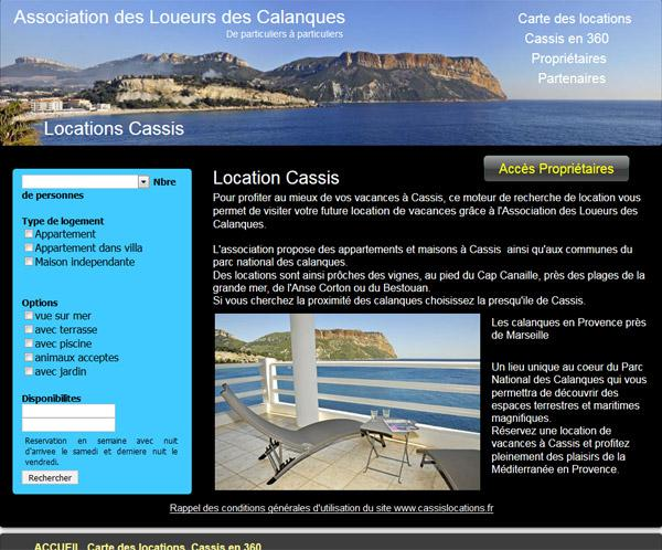 Vacation rentals in cassis