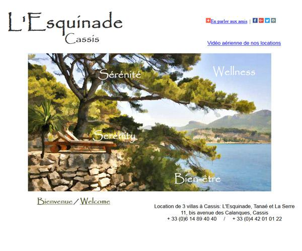 Holiday rental in Cassis